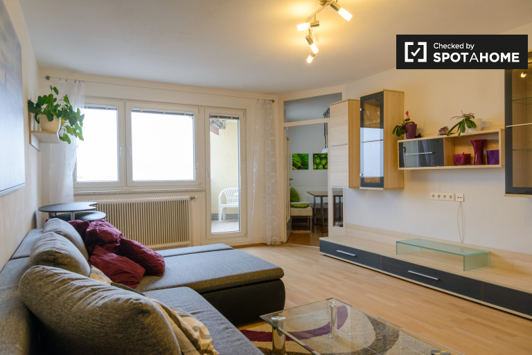 Fantastic, modern, stylish 1-bedroom apartment for rent in Donaustadt, Vienna