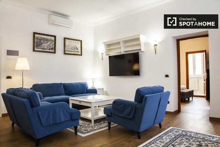 Exquisite 4-Zimmer-Wohnung zur Miete in Centro Storico