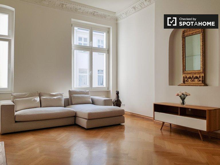Apartamento de 2 habitaciones en alquiler en Tempelhof-Schöneberg