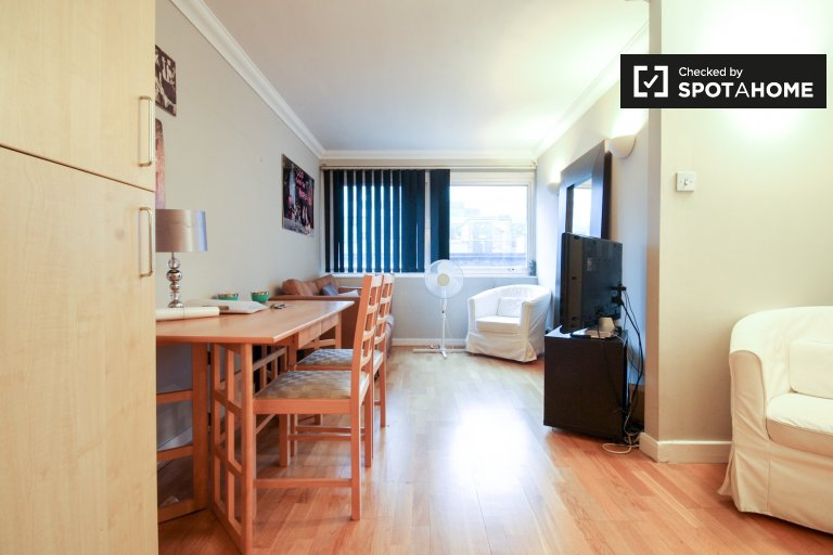 Charming 1-bedroom apartment for rent in Camden, Travelcard Zone 1