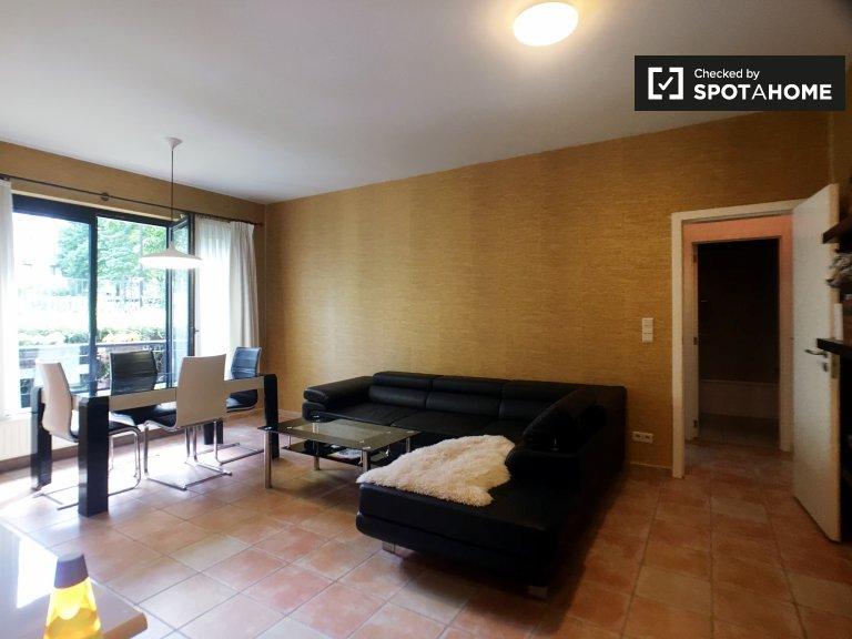 1-bedroom apartment for rent in Ixelles, Brussels