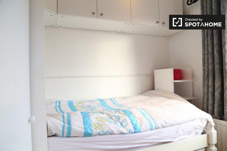 Quarto aconchegante em casas compartilhadas de 4 quartos em Rathgar, Dublin