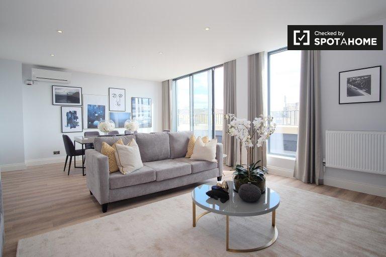 4-Zimmer-Wohnung zur Miete in Kensington & Chelsea, London