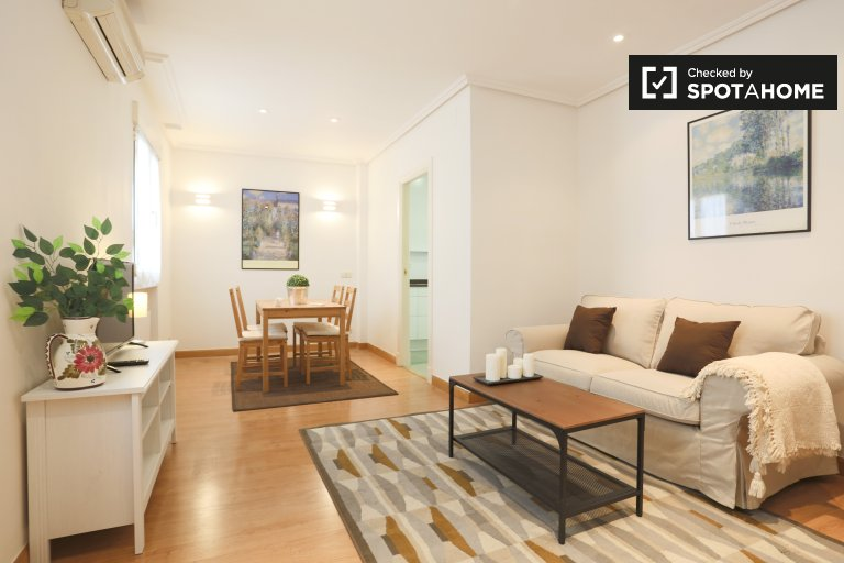 2-bedroom apartment for rent in Ciudad Universitaria, Madrid