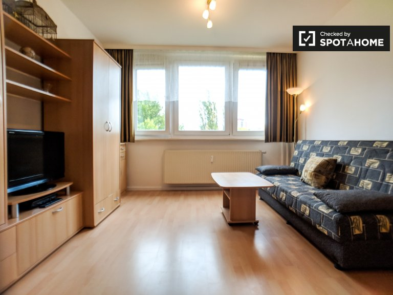 Studio apartment for rent in Mitte, Berlin