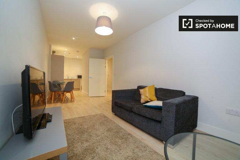 Appartement 1 chambre minimaliste à louer à Hayes, Londres