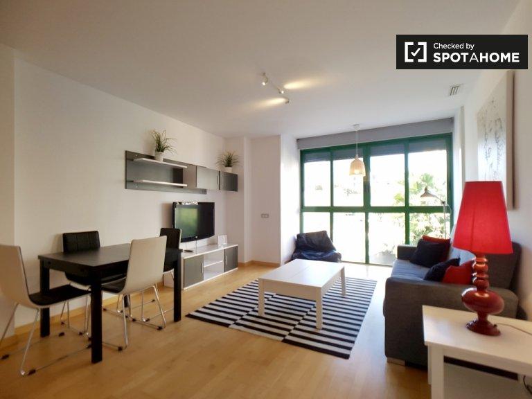 2-Zimmer-Wohnung zur Miete in Vila Olímpica, Barcelona