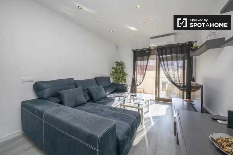 3-bedroom apartment for rent in L'Hospitalet de Llobregat