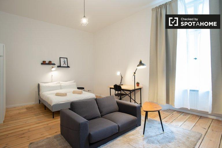 Studio-Apartment zu vermieten in Rudolfkiez, Berlin