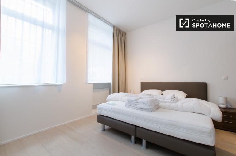Stylowy 2-pokojowy apartament do wynajęcia w Ixelles, Bruksela