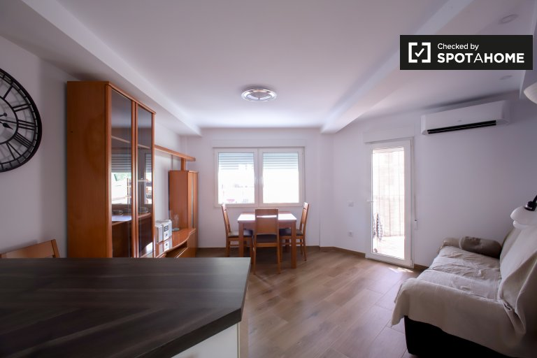 Apartamento de 3 dormitorios en alquiler en L'Hort de Senabre