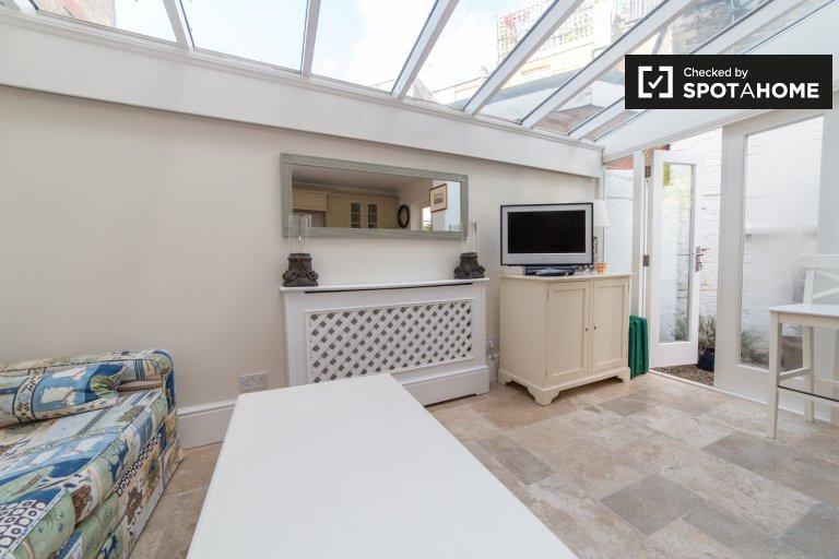 Apartamento para alugar em Hammersmith & Fulham, Londres