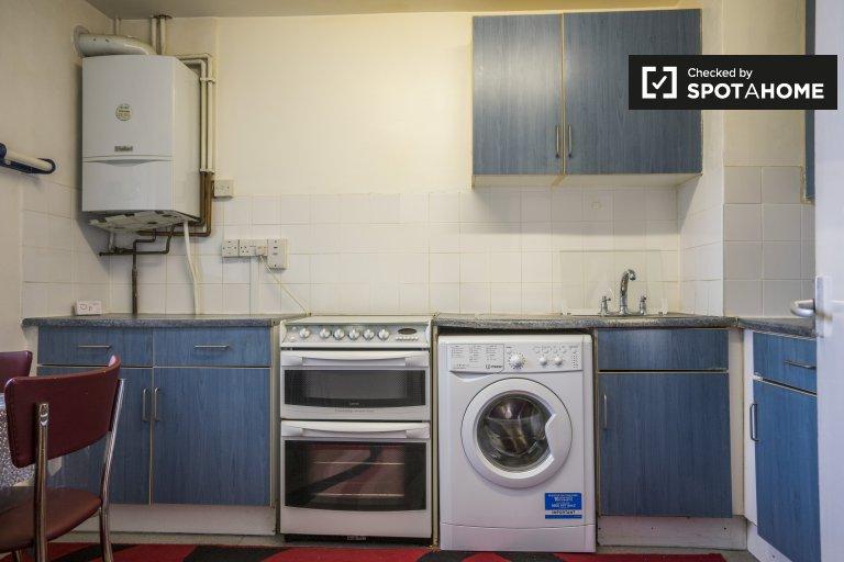 Funktionale 4-Zimmer-Wohnung zu vermieten, Tower Hamlets, London