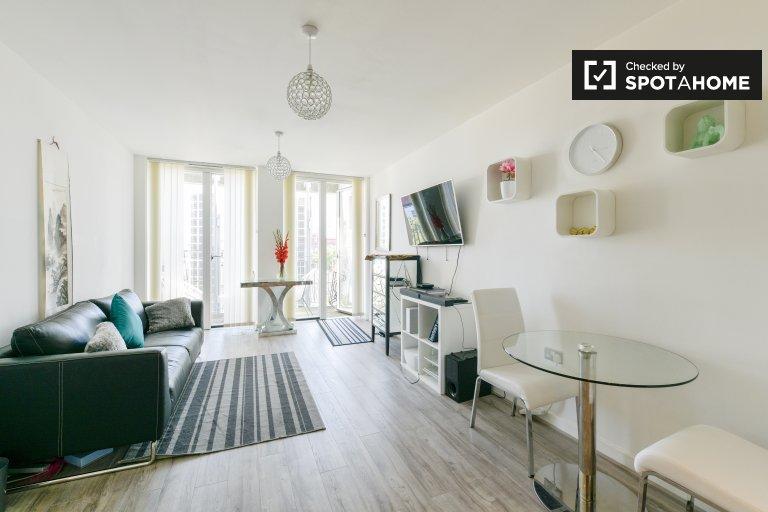 Élégant appartement 1 chambre à louer à Chelsea, Londres