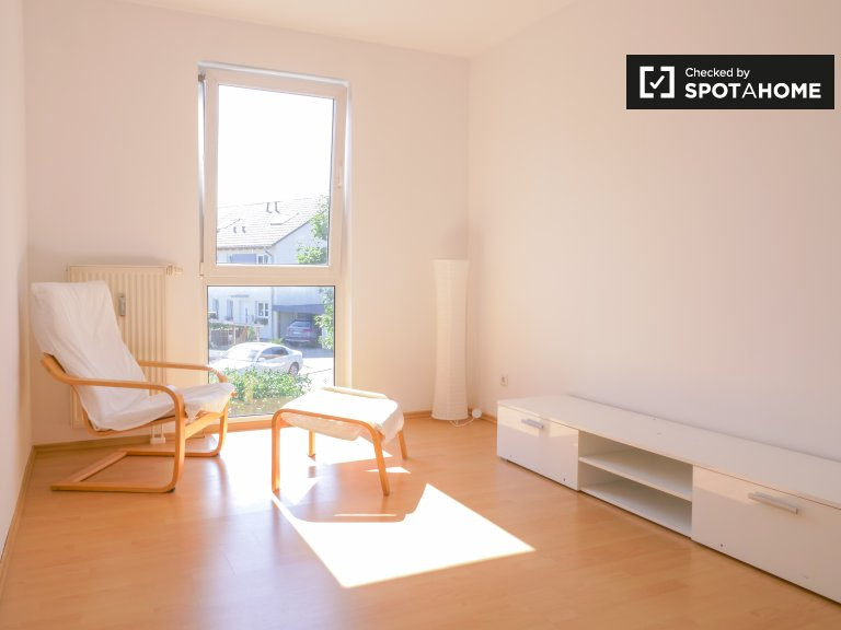 Bright 1-bedroom apartment for rent in Pankow, Berlin