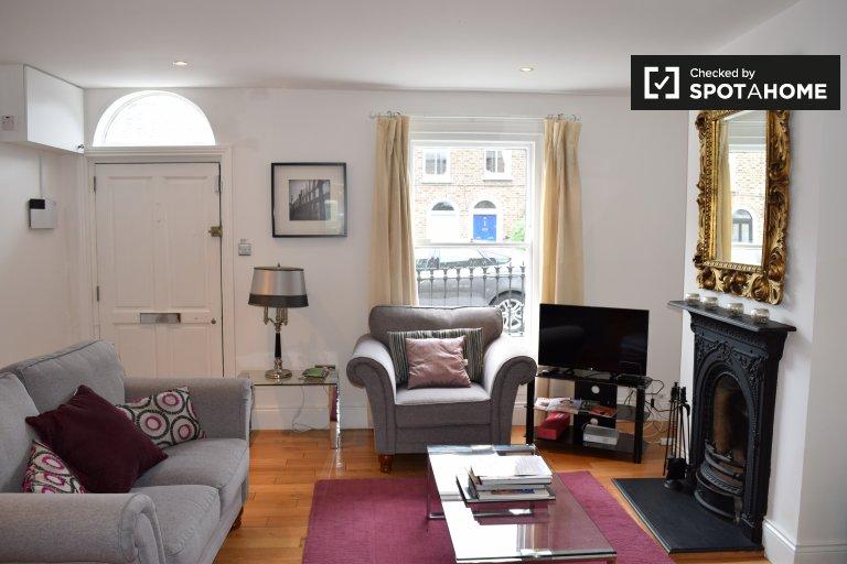 Spazioso appartamento con 3 camere da letto in affitto a Merrion Square