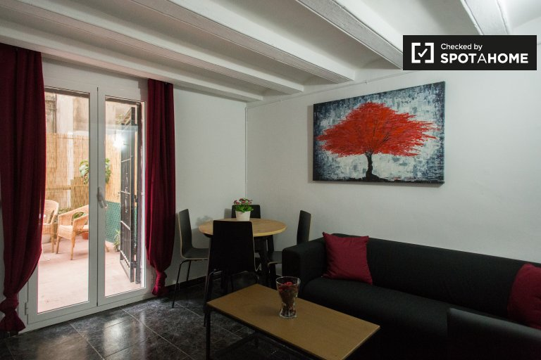 apartments for rent 3 bedrooms. 3 bedroom apartment for rent in El Raval  Barcelona apartments Spotahome
