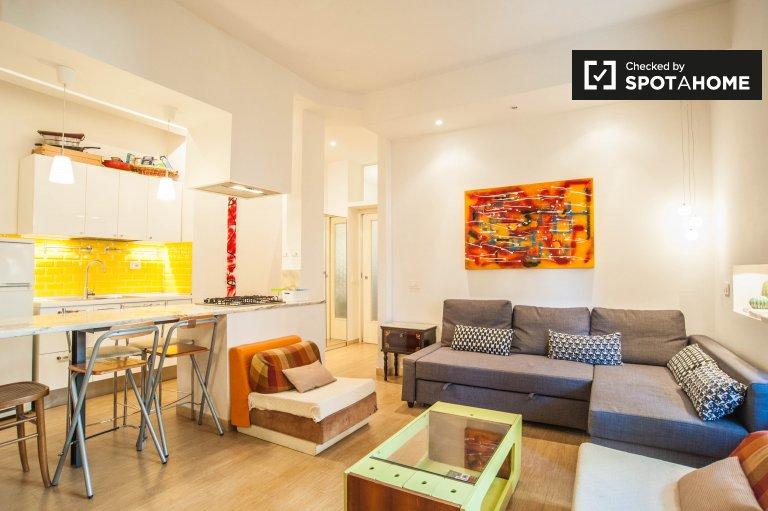 Trendy 2-Zimmer-Wohnung zur Miete in Monte Sacro, Rom