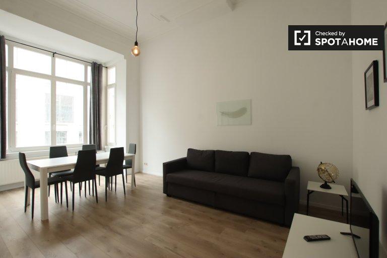 1-Zimmer-Wohnung zur Miete in Brüssel Stadtzentrum