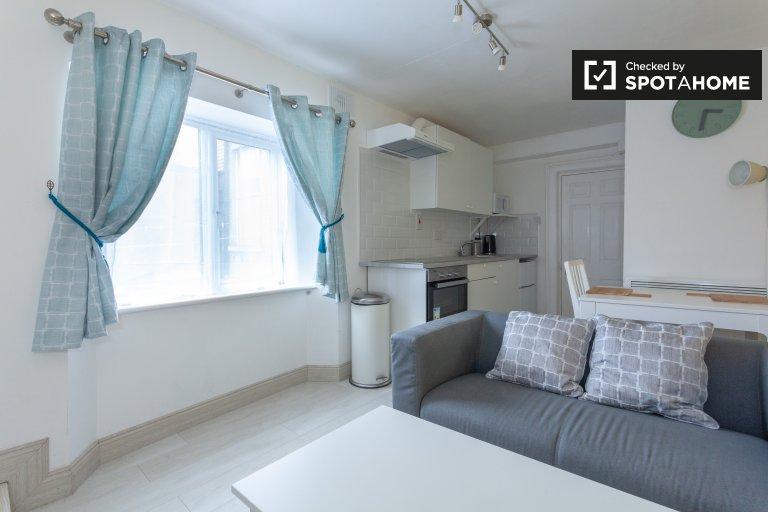 Apartamento com 1 quarto bonito para alugar em Rathgar, Dublin