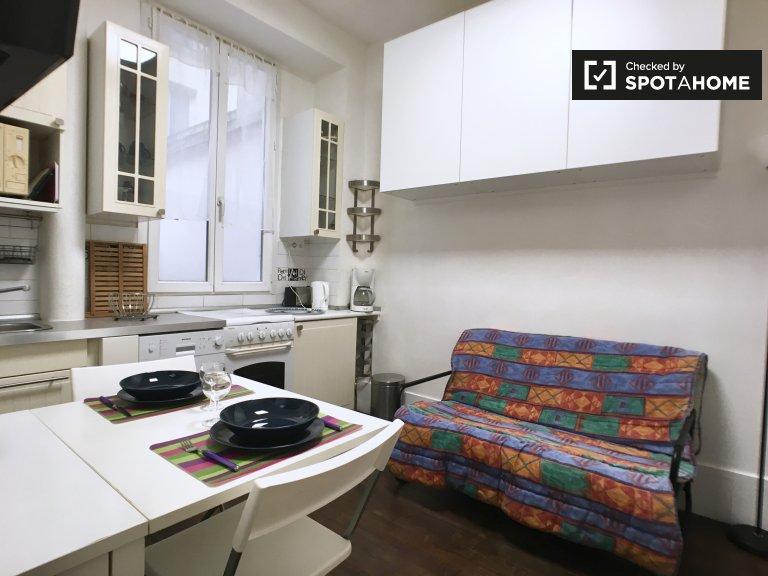 1-bedroom apartment for rent, 11th arrondissement, Paris