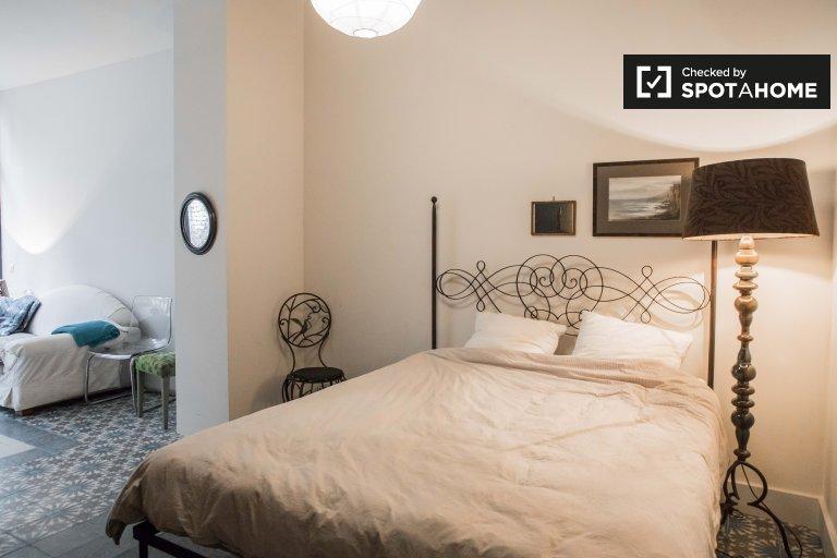 Apartamento de 1 quarto para alugar em Uccle, Bruxelas