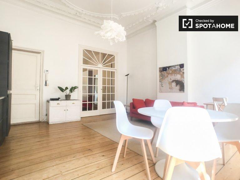 kiralık 1 odalı daire - Avrupa Mahallesi, Brüksel