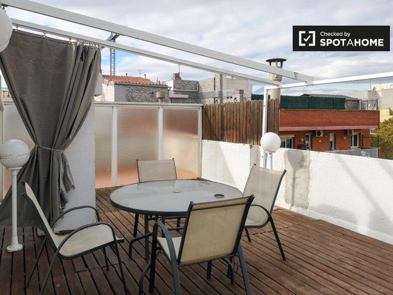 Apartmnet 1 chambre à louer à Poblenou, Barcelone