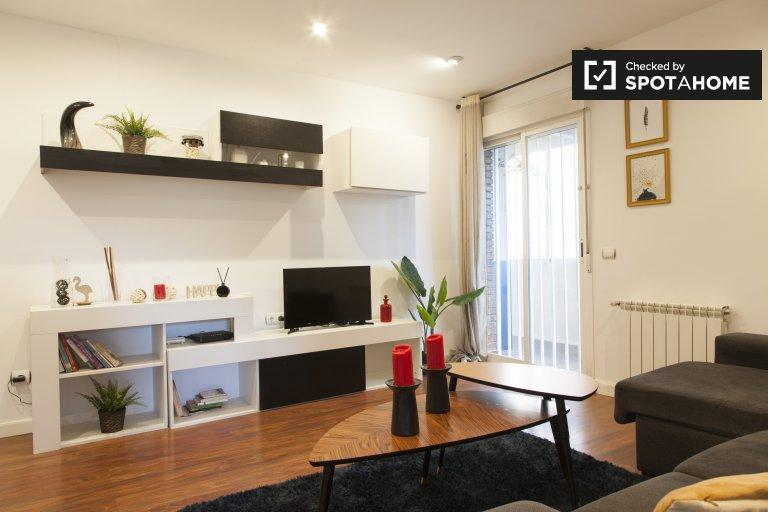 Usera, Madrid'de kiralık müthiş 2 yatak odalı daire