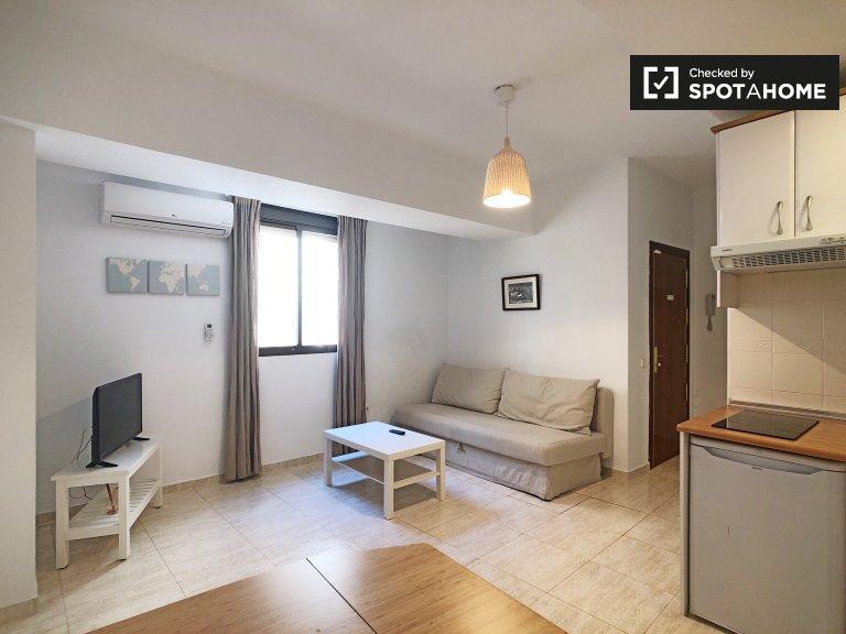 appartamento in affitto a Madrid Centro 1 camera da letto