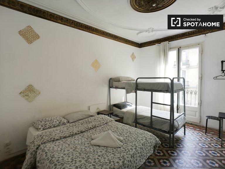 Zimmer in 5-Zimmer-Wohnung in L'Esquerra de l'Eixample