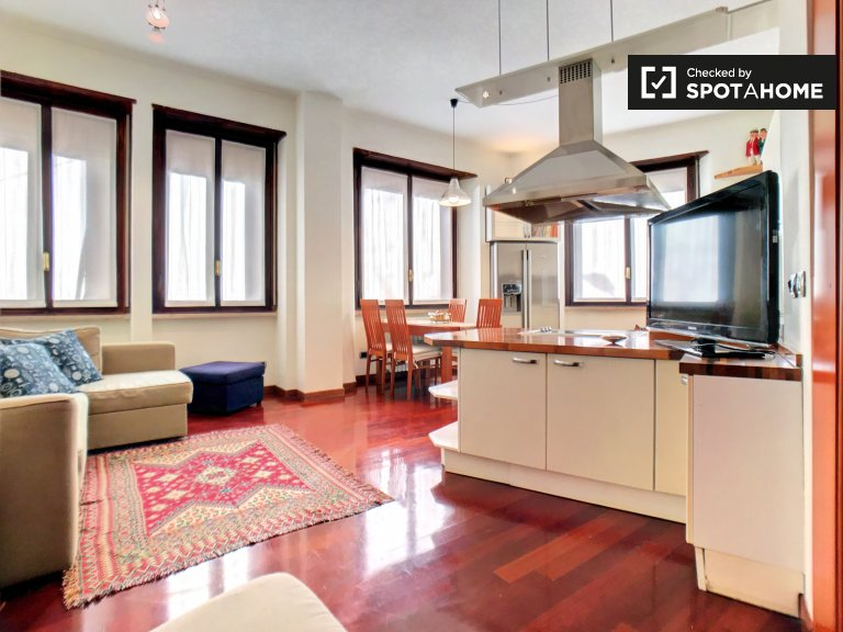 Central 1-bedroom apartment for rent in Duomo, Milan