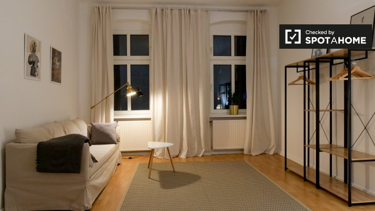 1-bedroom apartment for rent, Berlin-Tempelhof