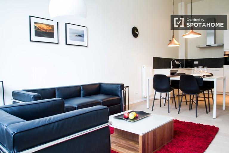 Moderne 1-Zimmer-Wohnung zu vermieten - Stadtzentrum, Brüssel