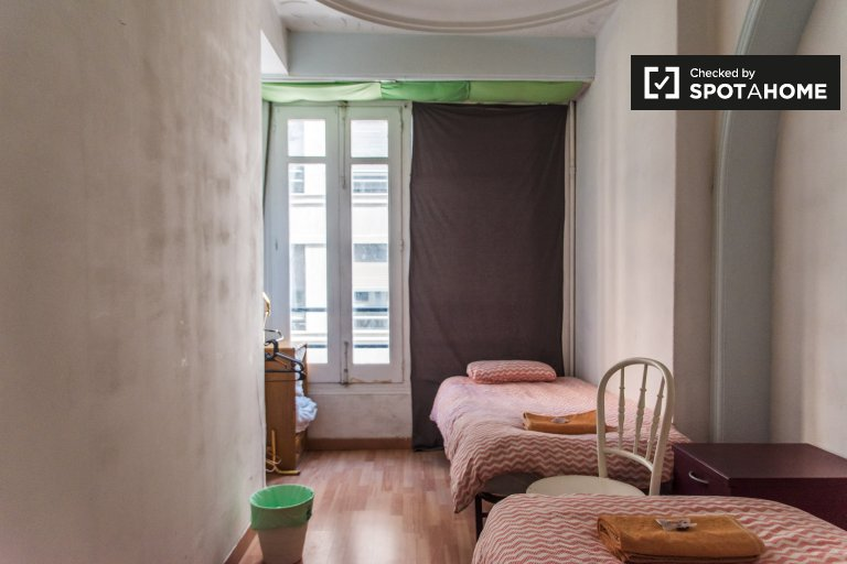 Acogedora habitación en alquiler en Xàtiva, Valencia