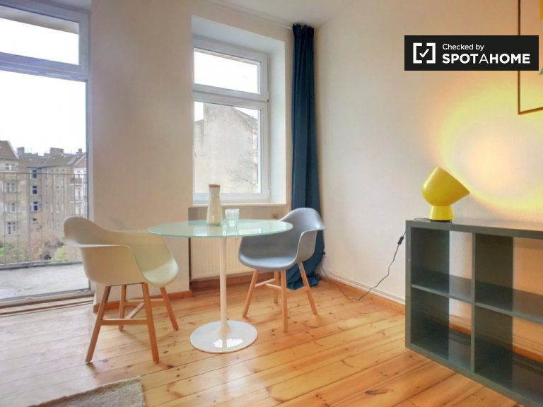 Cosy 1-bedroom apartment for rent in Prenzlauer Berg, Berlin