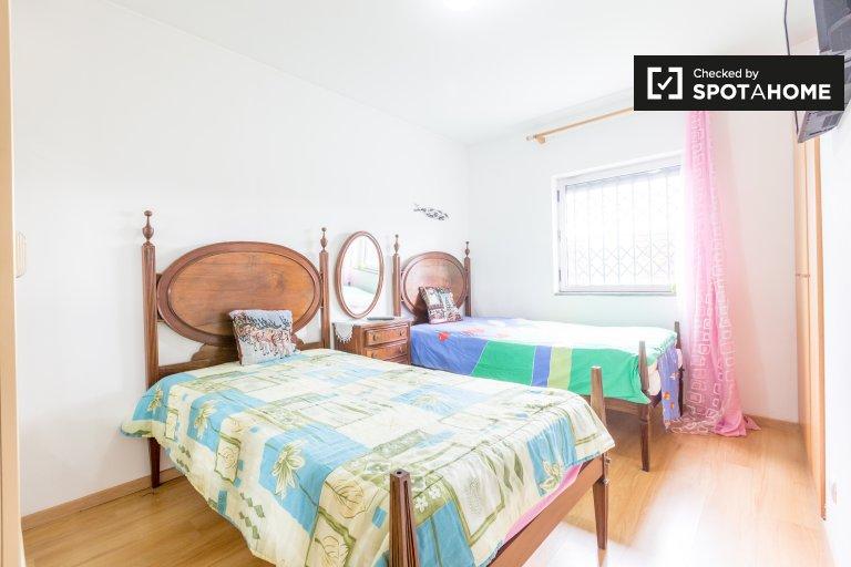Lizbon, Lumiar 3 yatak odalı kiralık daire