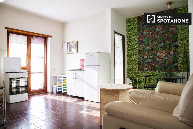 1 yatak odalı daire kiralık Municipio III, Roma