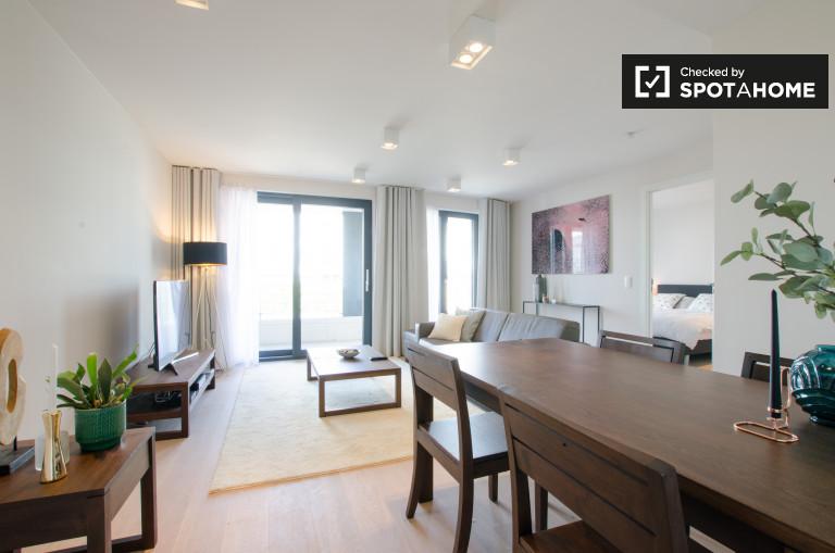 Stilvolle 1-Zimmer-Wohnung zur Miete in Ixelles, Brüssel