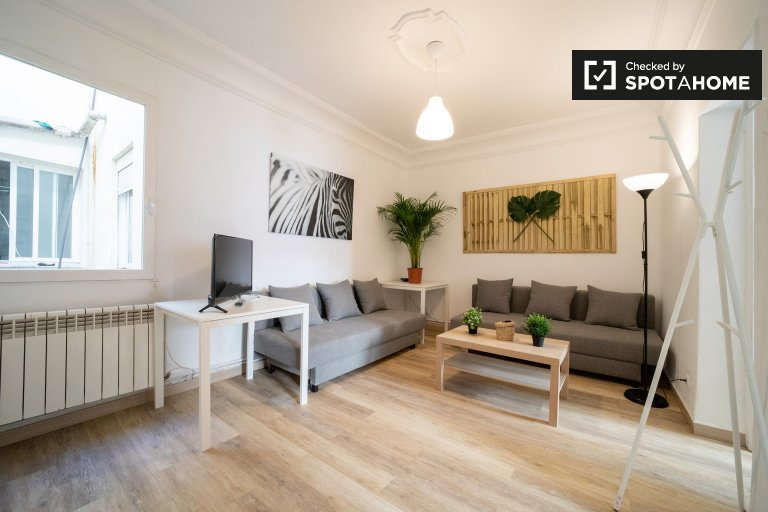 Stylish 4-bedroom apartment for rent in Chamartín, Madrid
