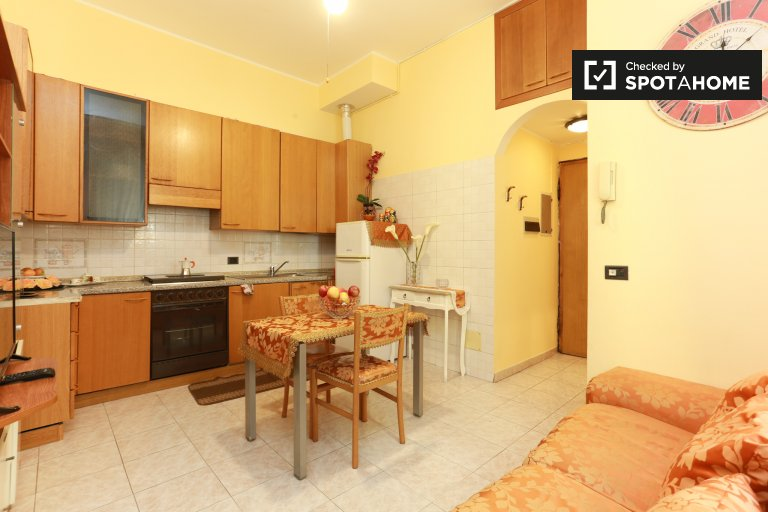 1-bedroom apartment for rent in Sesto San Giovanni, Milan