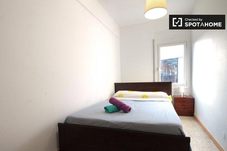 Zimmer in 4-Zimmer-Wohnung in Esplugas de Llobregat