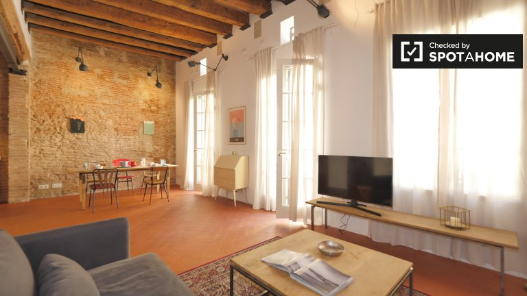 1-bedroom apartment for rent in El Born, Barcelona