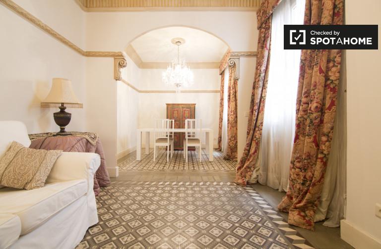 Magnifique appartement 2 chambres à louer à Salamanca Madrid