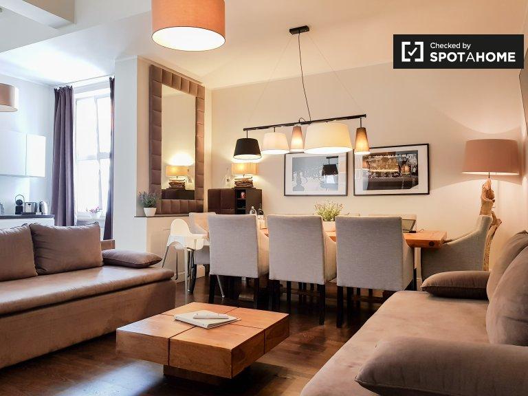 Wohnung mit 3 Zimmern zur Miete in Schöneberg, Berlin