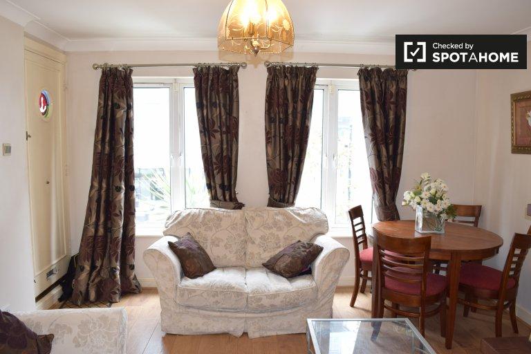 Schicke 2-Zimmer-Haus zur Miete in Ballsbridge, Dublin