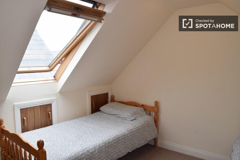 Schlafzimmer 7 - Bett 1