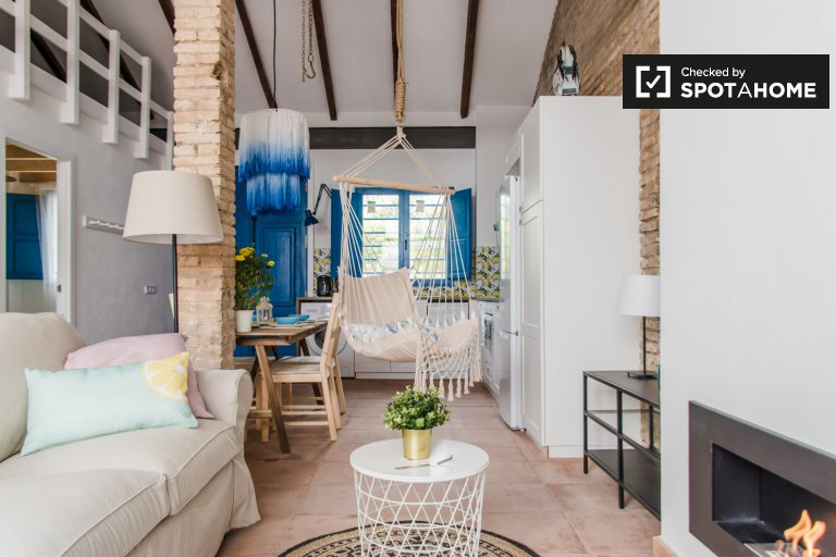 3-bedroom house for rent in Poblats Marítims, Valencia