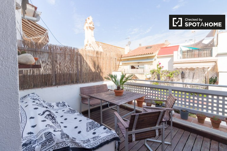 Charming 1-bedroom apartment for rent in Sitges, Barcelona