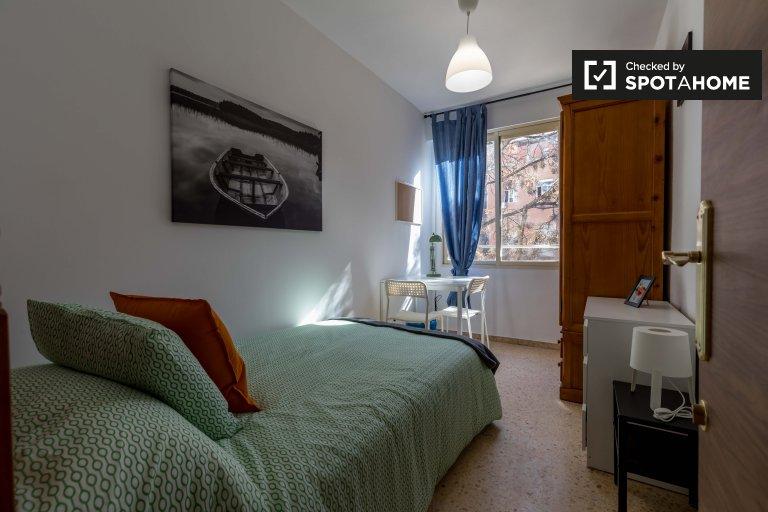 Acogedora habitación en alquiler en Ciutat Vella, Valencia